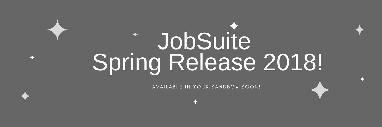 JobSuite Updates