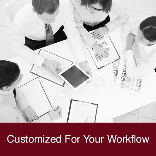 customized-for-your-workflow